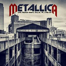 METALLICA - Live: Reunion Arena, Dallas, TX, 5 Feb 89. New 2LP + Sealed. **NEW**