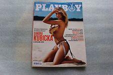 Playboy 9/2017 Sandra Kubicka, Kayah, Tomasz Bagiński  POLISH MAGAZINE