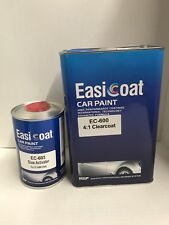High Gloss Urethane Clear Coat Gallon Kit 4:1 with Slow Activator