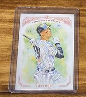 2019 Topps on Demand Momentum Rising Card #2C of Aaron Judge Yankees #1/5 RARE