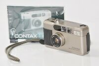 [Mint] CONTAX T2 35mm Point & Shoot Zeiss Sonnar 38/2.8 T* Data Back from Japan