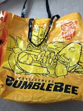SDCC San Diego Comic Con 2018 Hasbro Transformers GIANT Tote Bag, ft. Bumblebee