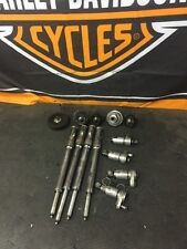 1980 1000Cc Ironhead Sportster Q Cams Bobber Chopper Pushrods Tappets Blocks Oem