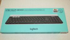 Tastatur Logitech K780 Multi-Device Wireless Bluetooth PC Tablet Smartphone NEU!