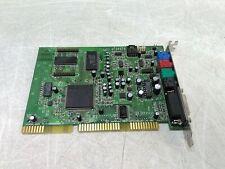 Creative Sound Blaster AWE 64 CT4520 ISA Game Port Audio Card