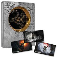 Senza Gioco Shadow Of The Tomb Raider Steelbook Merce Nuova