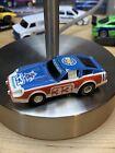 Tyco HO Slot Car Budweiser Datsun 280Z Wht/Red/Blue #33
