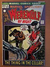 Marvel Spotlight #3 Werewolf-by/Night