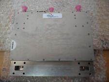 TERRASAT ED-0128-8 RF Mixer Transceiver 12.75-13.25GHz