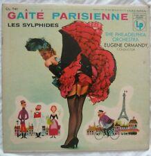 Gaite Parisienne Les Sylphides  LP Philadelphia Orch / Ormandy Colombia CL741