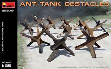 MiniArt Anti-tank Obstacles (1/35) New