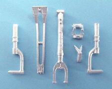 P-39/P-400 Landing Gear For 1/48th Scale Eduard Model  SAC 48141