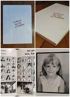 Jamie Lynn Spears 1st Grade School Yearbook Britney's Sister