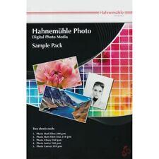 Hahnemuhle  Sample Pack carte  2 fogli A4 x 5 tipi di carta