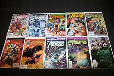 EARTHS MIGHTIEST HEROES THE AVENGERS 456-503 SET/LOT 48PC