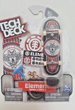TECH DECK Fingerboard Element Light Up The Dark Owl  Ultra Rare Series 7