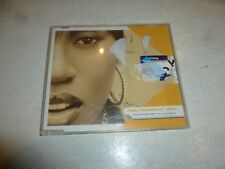 MISSY 'MISDEMEANOR' ELLIOTT - One Minute Man - 2001 German 3-track CD