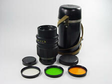 New. 20 aperture blades !! Telelens TAIR-11A 2.8 135mm M42. s/n 871362. Zenit