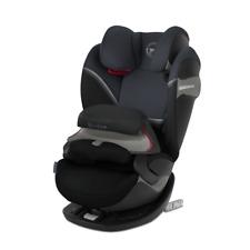 Car seat Cybex Pallas S-Fix Granite Black