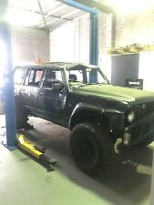 Wrecking Nissan Patrol Gq rb30 Manaul Carby lift 35s 4.3 diffs adjust panhards