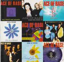 CD ACE OF BASE SINGLES OF THE 90s DST