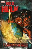 RED HULK Planet Red Hulk (2011) Marvel Comics TPB