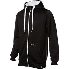 G4251400 /_ VOLCOM Sunset fleece black sweatshirt man felpa uomo nera cod