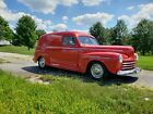 1946 Ford Sedan Delivery  1946 Ford Sedan Delivery