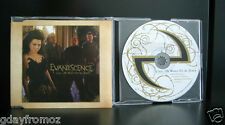 Evanescence - Call Me When You're Sober 4 Track CD Single (Spelling Error)