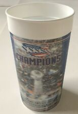 New England Patriots Super Bowl Xxxvi Champions Holographic Collector's Cup