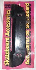 "Shred Gear Skateboard 9"" skid plate black valterra Skateboarding s778vp last 1"