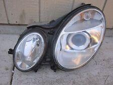 d61210 Mercedes E320 E500 2003 2004 2005 2006 LH xenon HID headlight OEM
