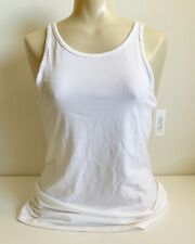 Gilligan & O'Malley Sleepwear Tank Top - White - XXL
