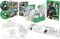 New Boku no My Hero Academia 3rd Vol.5 Limited Edition Blu-ray CD Booklet Japan