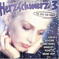 Herzschmerz 3-The real sad Songs Emilia, Boyzone, Leann Rimes, Bangles,.. [2 CD]