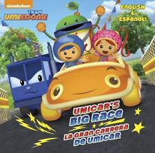 UmiCar's Big Race/la Gran Carrera de UmiCar (Team Umizoomi) by Yuliana Gomez...
