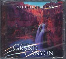 Nicholas Gunn - Return to Grand Canyon - NEW CD