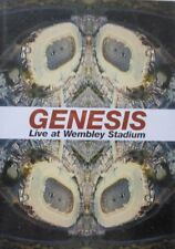 GENESIS - LIVE AT WEMBLEY STADIUM  -  DVD