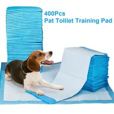 400Pcs Pet Puppy Dog Potty Training Cat Absorbent Toilet Pads 60x60cm AUS SALLER
