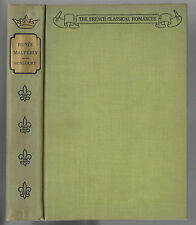 RENÉE MAUPERIN by Edmond and Jules de Goncourt VGHB 1902