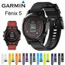 Replacement Silicagel Quick Install Band Strap For Garmin Fenix5 GPS Sport Watch