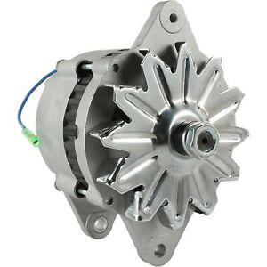 New Alternators for Isuzu Misc Industrial Equipment 4BD1 Engine 83-on 5812003470