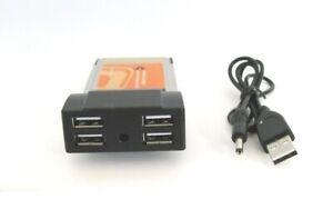 Hi-Speed USB 2.0 4-fach, Cardbus, PCMCIA, Retail (TN-270)