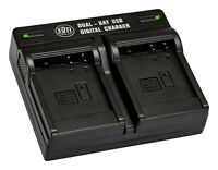 BM DMW-BLG10 Battery Dual Charger for Lumix DC-GX9 DC-LX100 II DC-ZS200 DC-ZS70