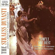 The Strauss Dynasty - Simply the Best Waltzes and Viennese Ballroom Favourites