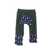 Pantalón largo verde para niños de 0 a 24 meses