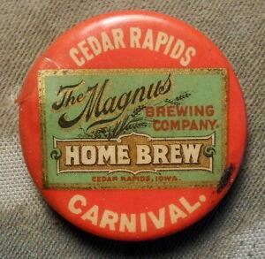 Cedar Rapids, Iowa, Cedar Rapids Carnival, The Magnus Brewing Company Home Brew.