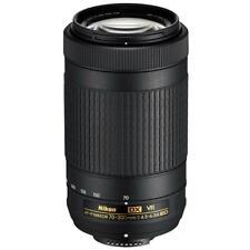 Nikon AF-P DX NIKKOR 70-300mm f/4.5-6.3G ED VR Lens - Refurbished by Nikon