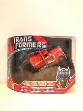 Habro Transformers 2007 Movie Voyager FIRST STRIKE OPTIMUS PRIME - NEW!