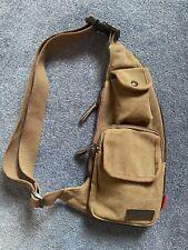 mens cross body bag leather